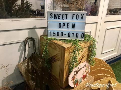 sweet fox 2