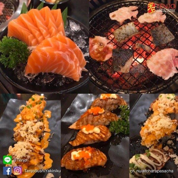 Tenjo Sushi1