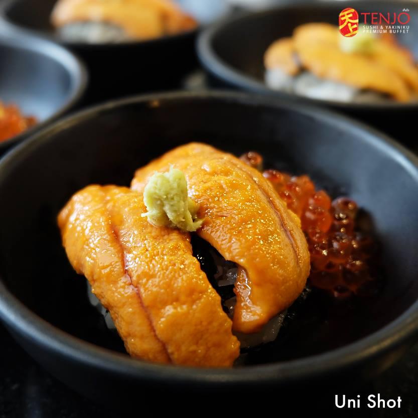 Tenjo Sushi55