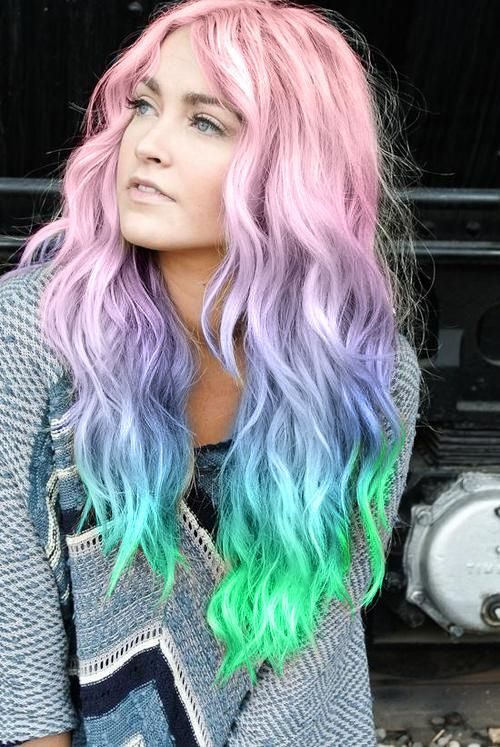 Unicorn Hair 2
