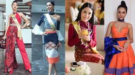 แฟชั่นผ้าไทยดารา 3
